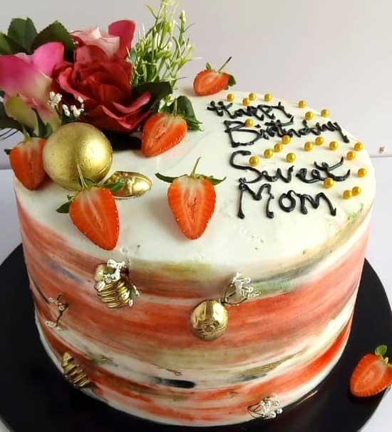 haddicious multi flora cake
