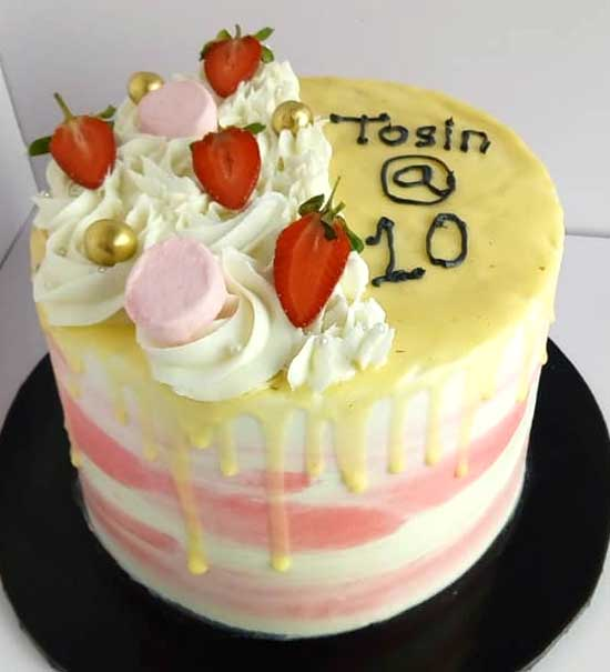 haddicious pinky cake