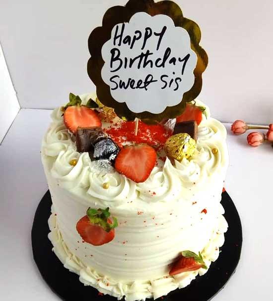 haddicious round cake