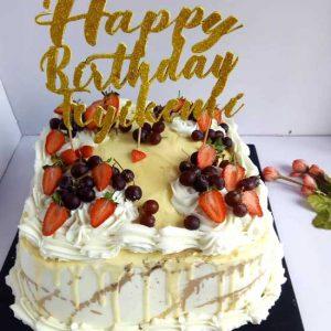 haddicious square cake