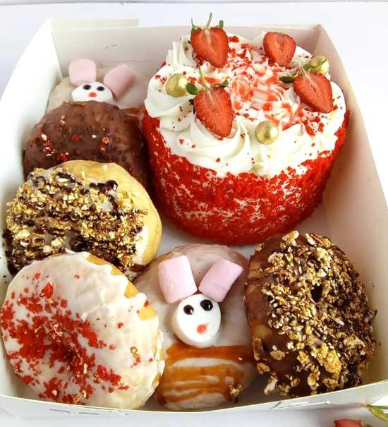haddicious miss mini ymmy cake package