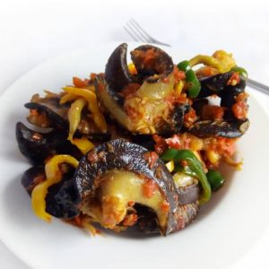 haddicious peppered snail sauce