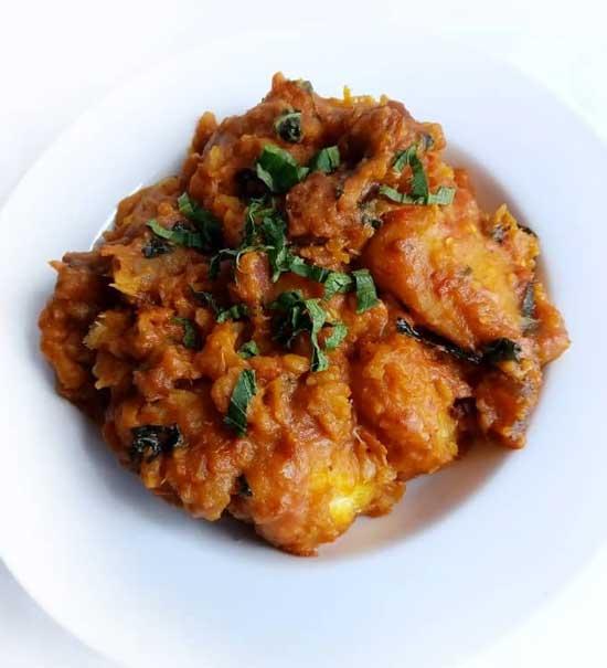 haddicious yam porridge
